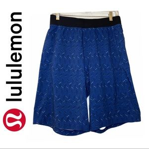 Lululemon Blue Men's Shorts